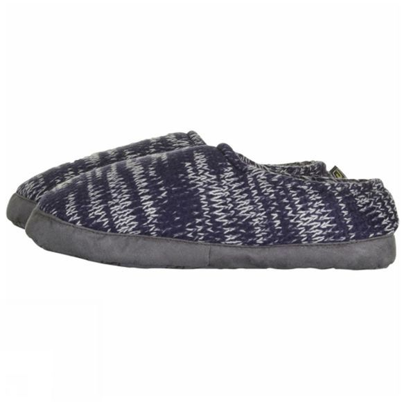 Ayacucho Womens Step-In Slipper Navy Malange