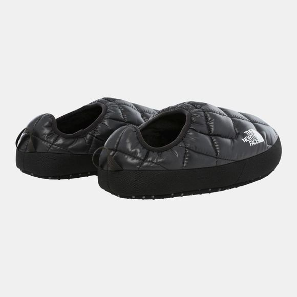 The North Face Womens ThermoBall Eco Tent Mule V Slipper TNF Black/TNF Black