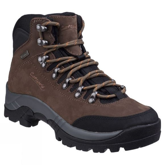 Cotswold Womens Westonbirt Boot Brown