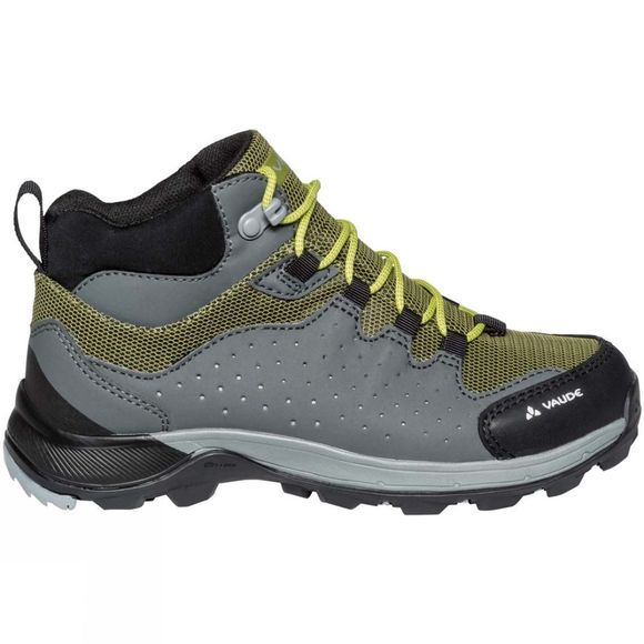 Vaude Kids Lapita Mid CPX Boot Duff Yellow