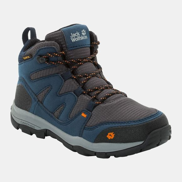 Jack Wolfskin Boys Mountain Attack 3 Texapore Mid Night Blue