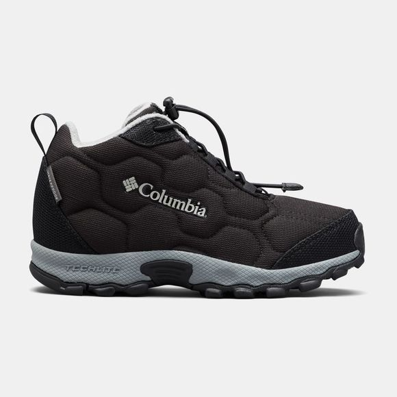Columbia Firecamp Mid 2 Waterproof Shoe Black/ Monument