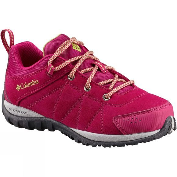 Columbia Childrens Venture Shoe Haute Pink/Napa Green