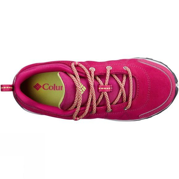 Columbia Youths Venture Shoe Haute Pink/Napa Green