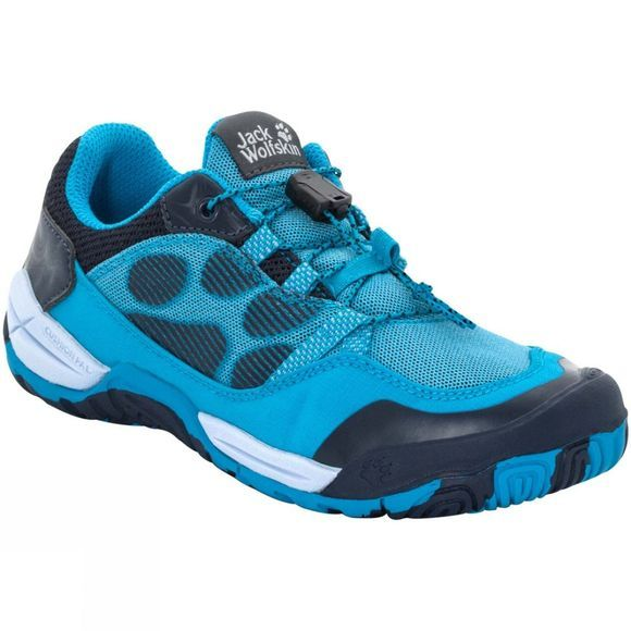 Jack Wolfskin Boys Jungle Gym Low K Snake