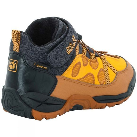 Kids Jungle Gym Texapore Mid Shoe