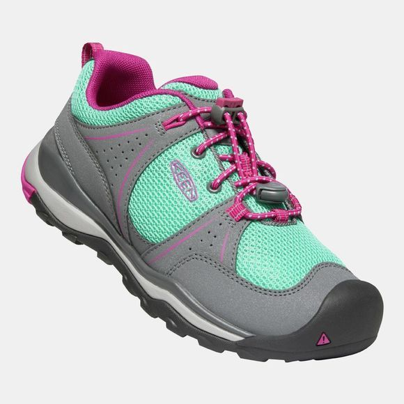 Keen Kids Terradora II Sport Shoe Steel Grey/Very Berry