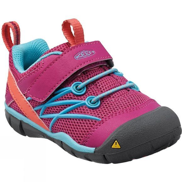 Keen Toddlers Chandler CNX Shoe Very Berry / Capri