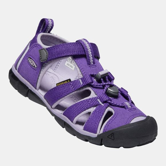 Keen Childrens Seacamp II CNX Sandal Royal Purple/Lavender Gray
