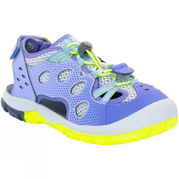 Jack Wolfskin Kids Titicaca Low Pale Purple