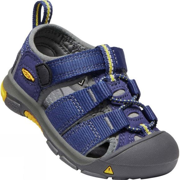 Keen Kids Toddlers Newport H2 Sandal Blue Depths/Gargoyle