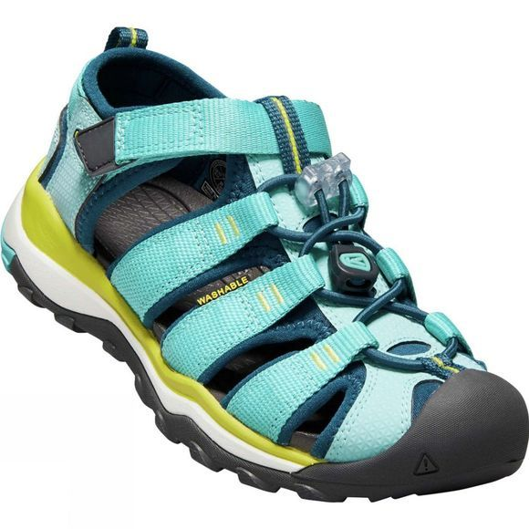 Keen Kids Newport Neo H2 Sandal Aqua Sea/Legion Blue