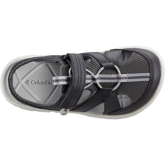 Columbia Youth Techsun Wave Sandal Shark/Grey Ice