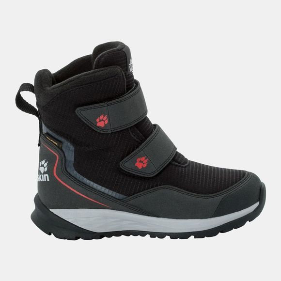 Jack Wolfskin Polar Bear Texapore High Vc Black / Red