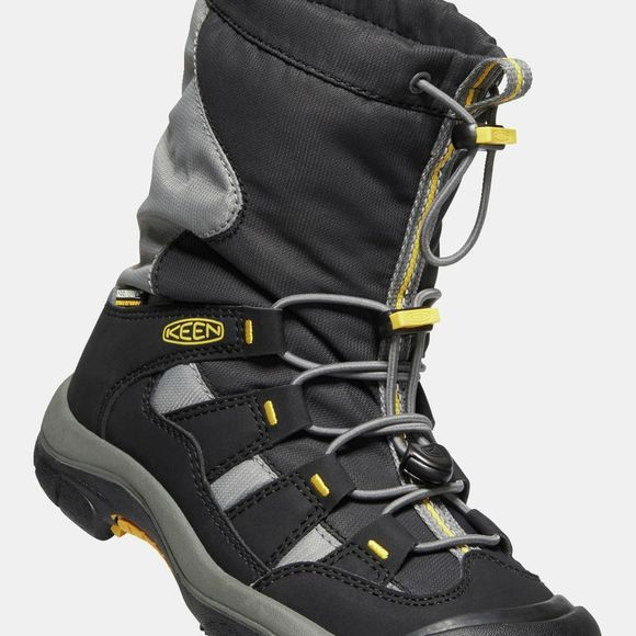 Keen Youth Winterport Boot Black/Gargoyle