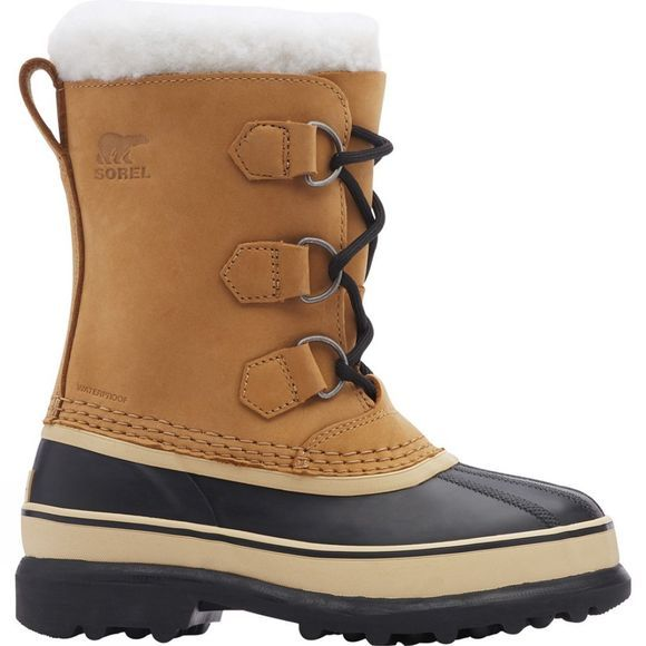 Sorel Youth Caribou Boot  Buff