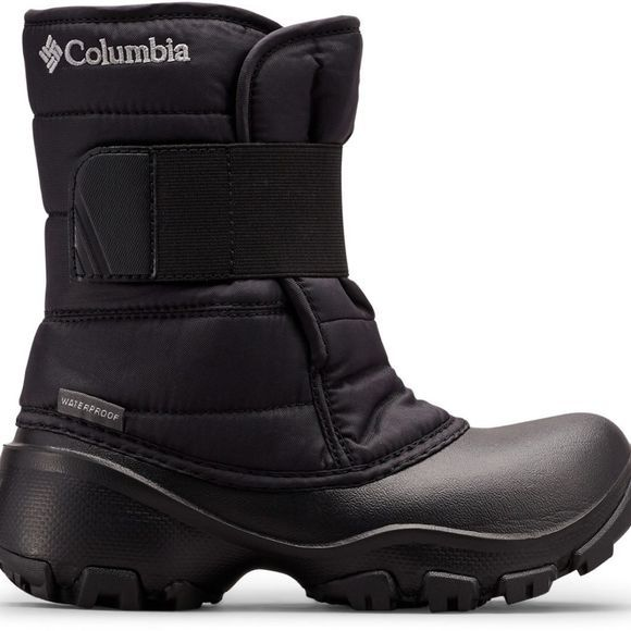 Columbia Youth ROPE TOW KRUSER 2 Snow Boot Black/ Columbia