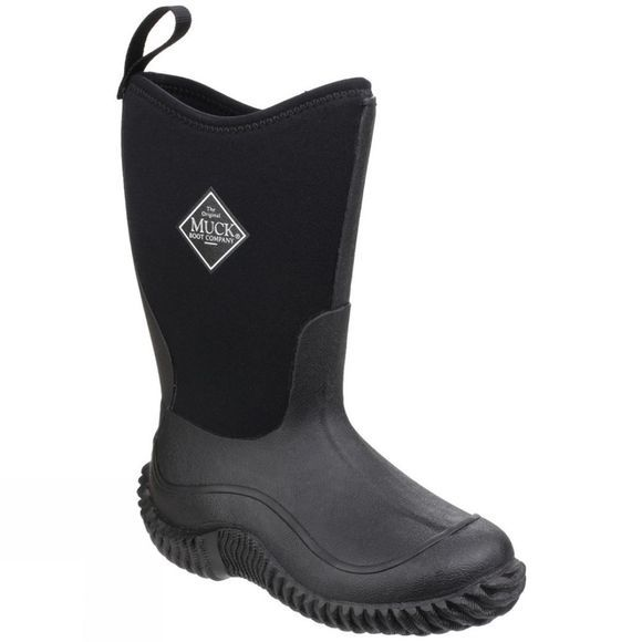 Muck Boot Kids Hale Boot Black
