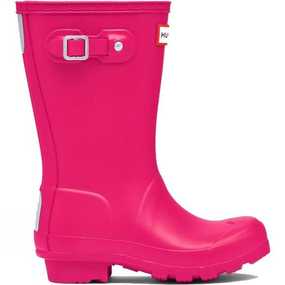 Hunter Kids Original Wellies Bright Pink