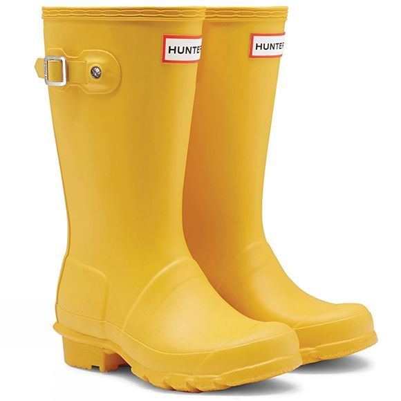 Hunter Kids Original Wellies Yellow