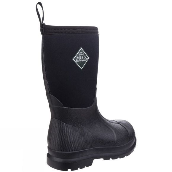 Muck Boot Kids Chore Boot Black