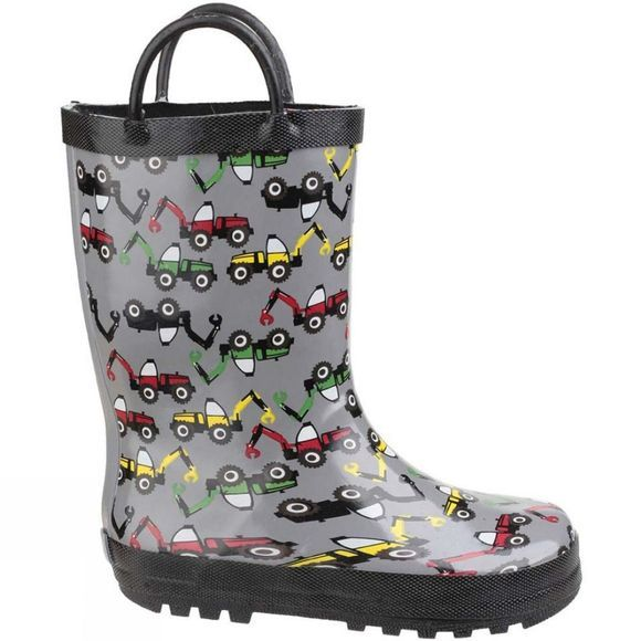 Cotswold Kids Puddle Boot Digger