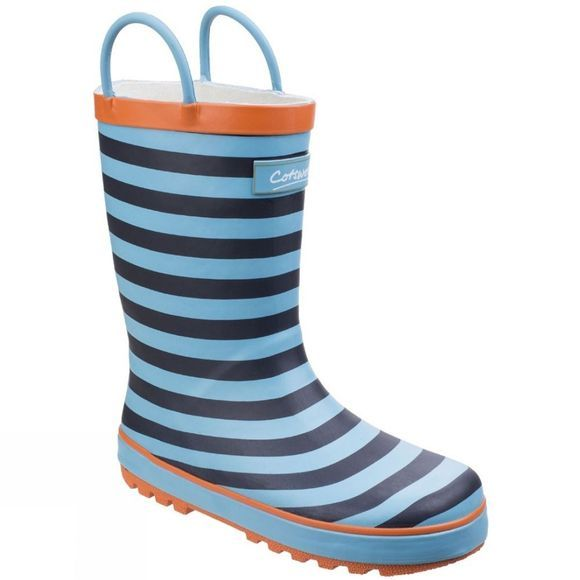 Cotswold Kids Captain Welly Blue