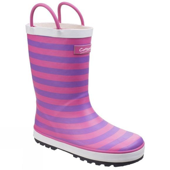 Cotswold Kids Captain Welly Pink
