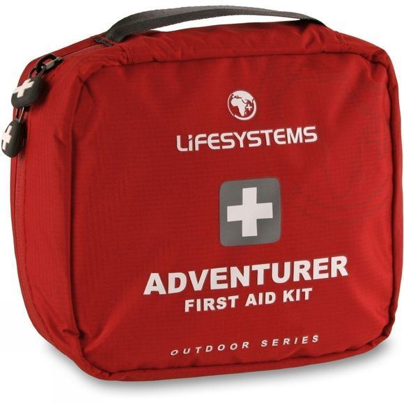 Lifesystems Adventure First Aid Kit .