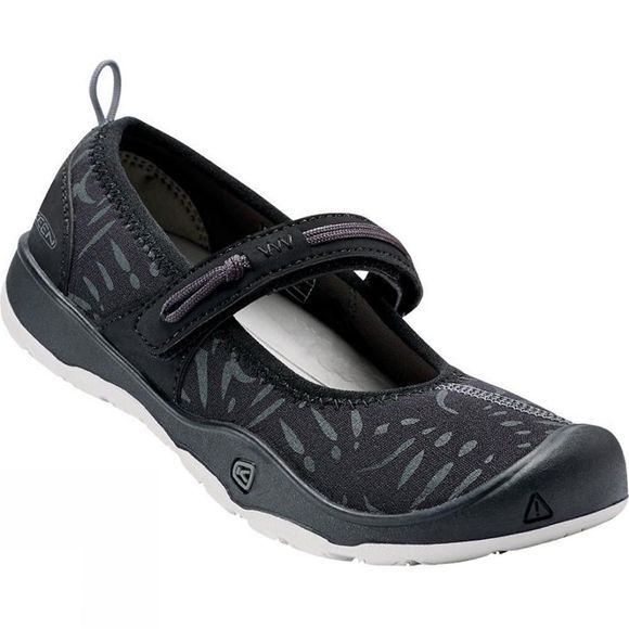 Keen Youths Moxie Mary Jane Shoe Black / Vapor