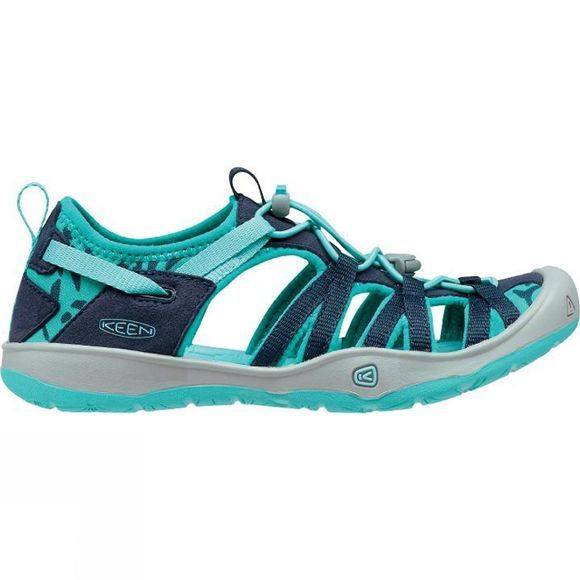 Keen Youths Moxie Sandal Dress Blues / Viridian
