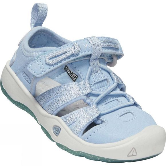 Keen Toddler Moxie Sandal Powder Blue/Vapor