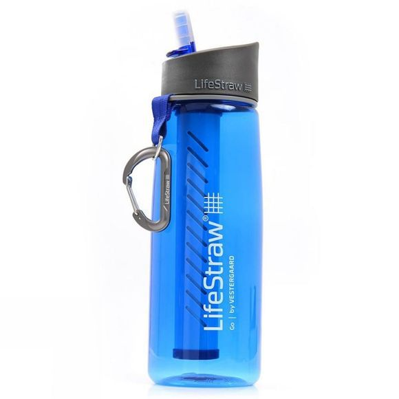 LifeStraw Go Water Filter Bottle No Colour