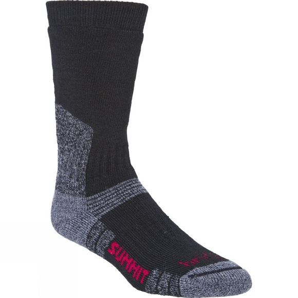 Bridgedale Mens Heavyweight Merino Endurance Sock Black