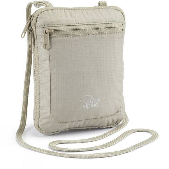 Lowe Alpine Passport Wallet+ Beige