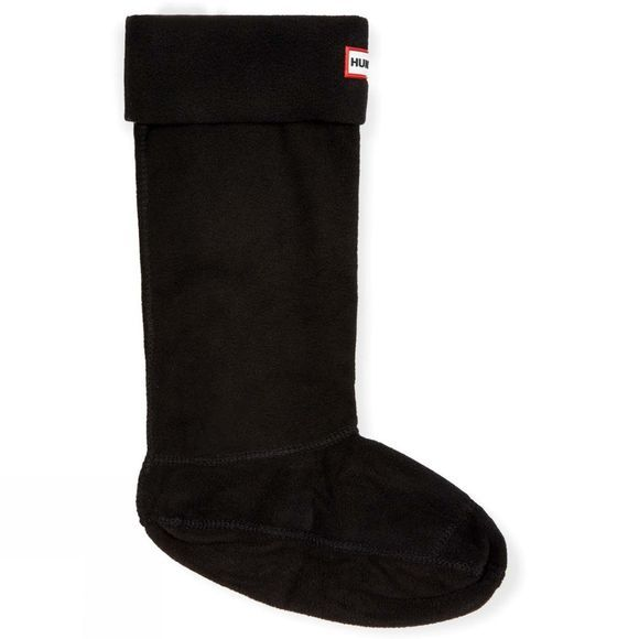 Hunter Womens Boot Sock Black