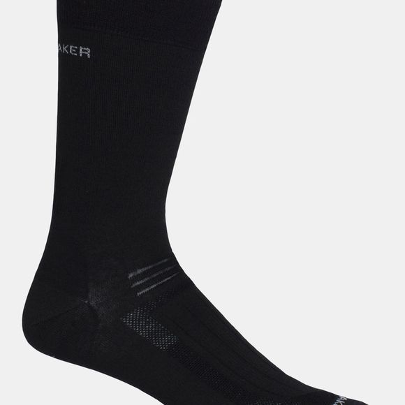 Mens Hike Ultra Light Crew Liner Sock