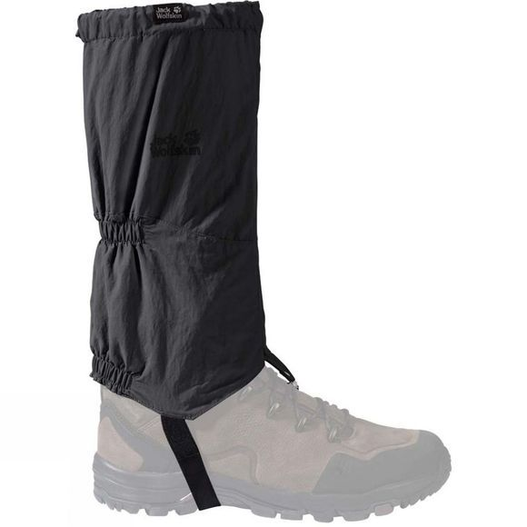 Jack Wolfskin Lakeside Mosquito Gaiters Phantom