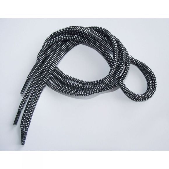 "Ultimate Performance Walking Laces 60"" Black/Stone"