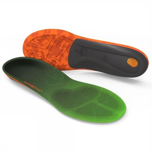 Superfeet Trailblazer Footbed Green
