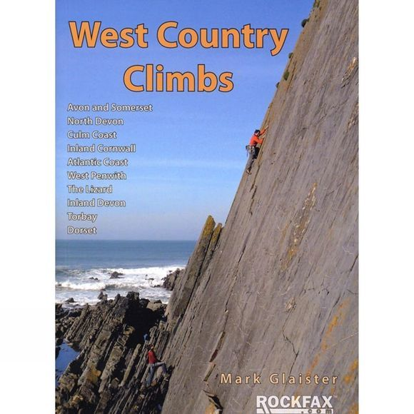 West Country Climbs: Rockfax Climbing Guide