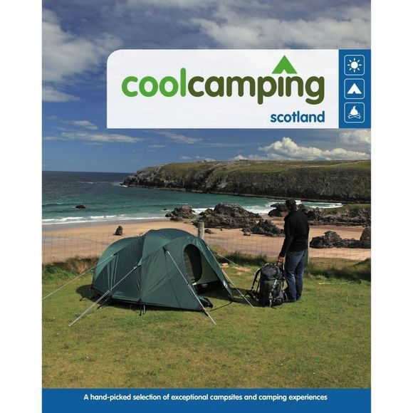 Punk Publishing Cool Camping: Scotland 2nd Edition
