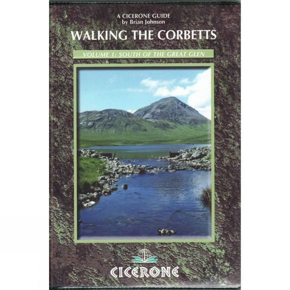 Cicerone Walking the Corbetts Volume 1: South of the Great Glen No Colour