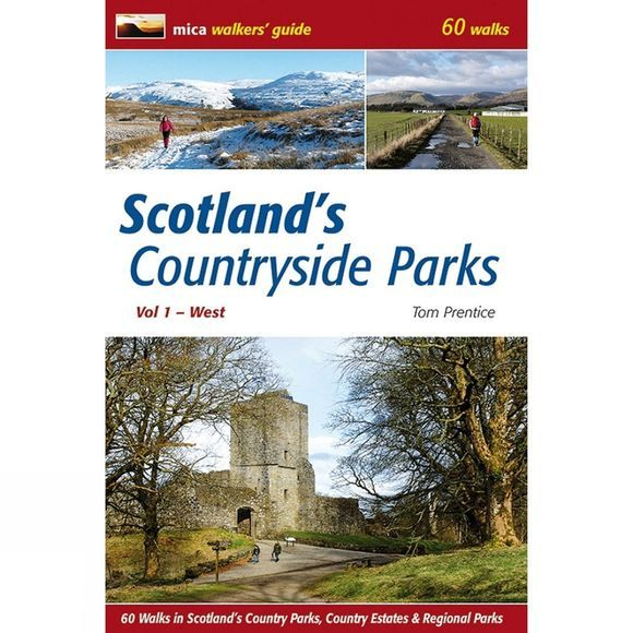 Scotland's Countryside Parks Volume 1: West