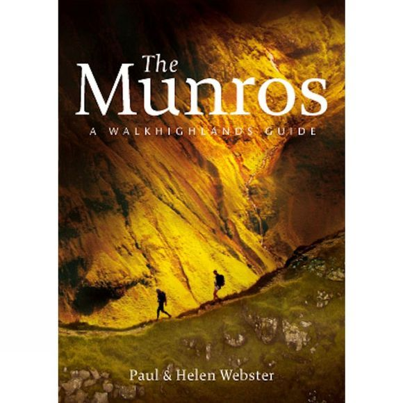 Pocket Mountains Ltd The Munros: A Walkhighlands Guide No Colour