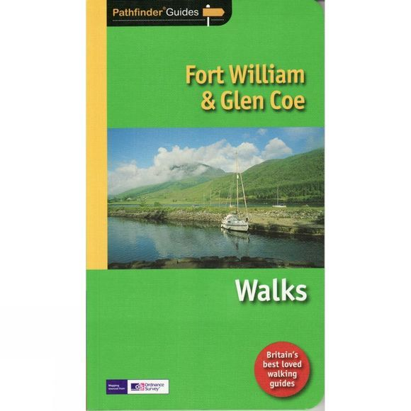 Jarrold Publishing Fort William and Glen Coe Walks: Pathfinder Guide No Colour