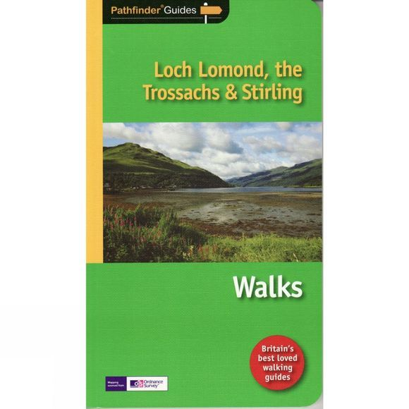 Jarrold Publishing Loch Lomond, the Trossachs and Stirling Walks: Pathfinder Guide No Colour