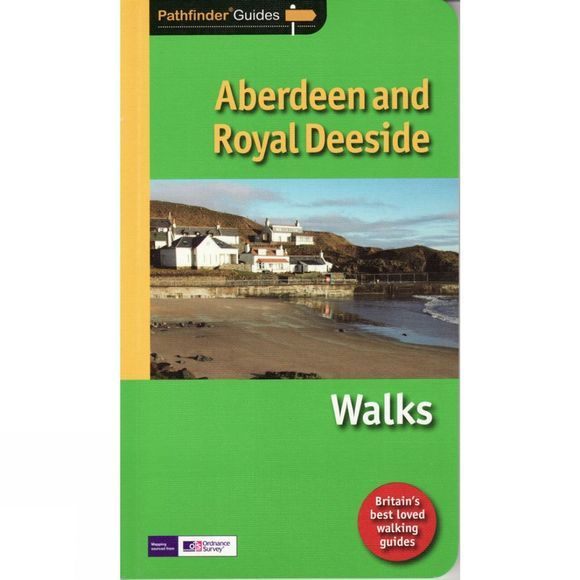 Jarrold Publishing Aberdeen and Royal Deeside Walks: Pathfinder Guide No Colour