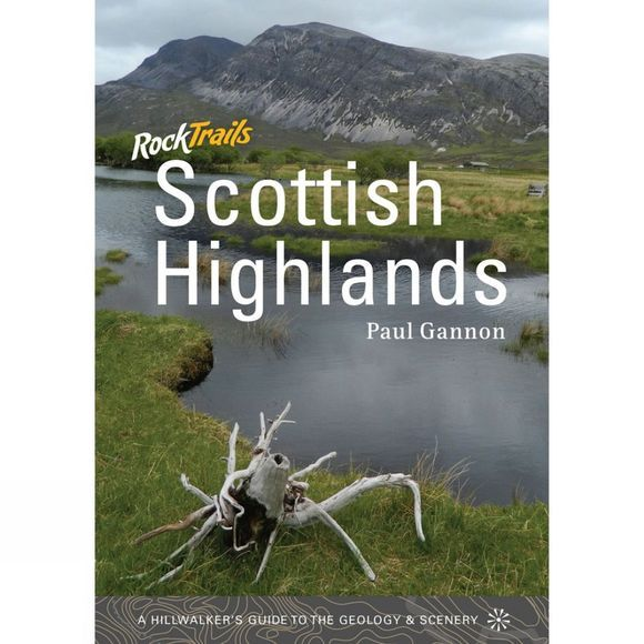 Pesda Press Rock Trails: Scottish Highlands No Colour
