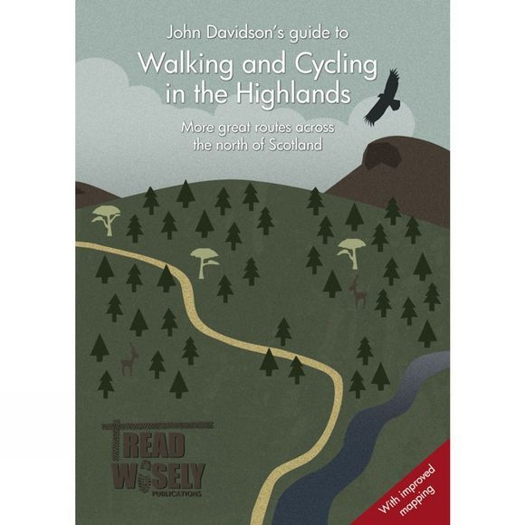 Tread Wisely Publications Walking and Cycling in the Highlands No Colour